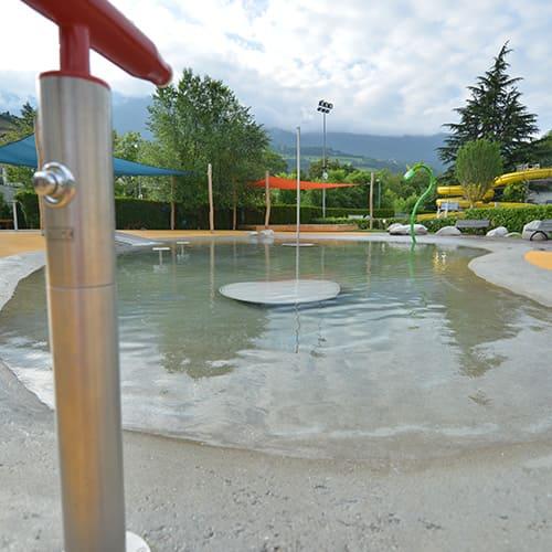 Oberhauser Bau - Aquarena in Brixen