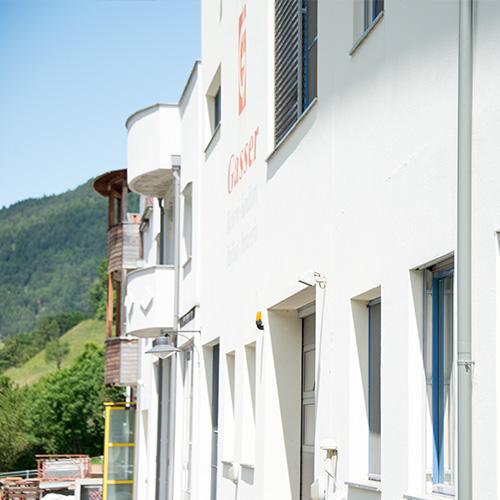 Oberhauser Bau - Baeckerei Gasser