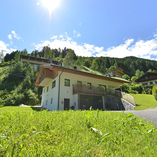 Oberhauser Bau - Hinteregger in Lüsen